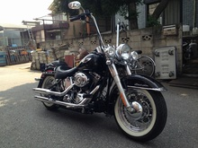 2008 FLSTN SOFTAIL Deluxe SOLD OUT