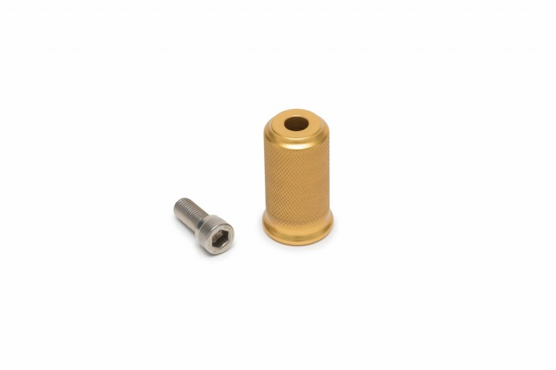 Power Plant Motorcycles SHIFTER PEG GOLD