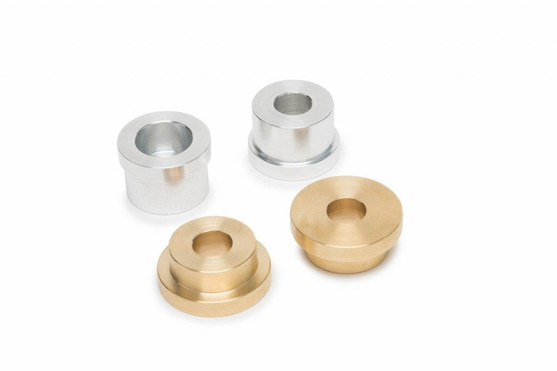 Power Plant Motorcycles SOLID RISER BUSHINGS